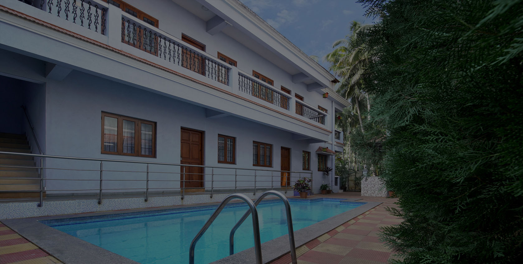 Guest house in goa
